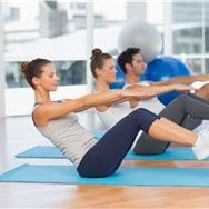 Pilates at Massachusetts