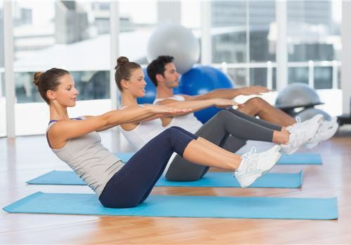 Pilates - Massachusetts
